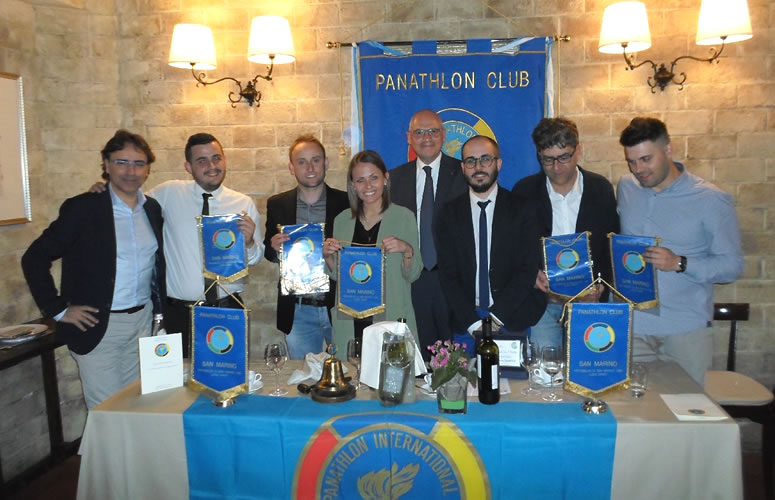 Conviviale Panathlon Club 2016