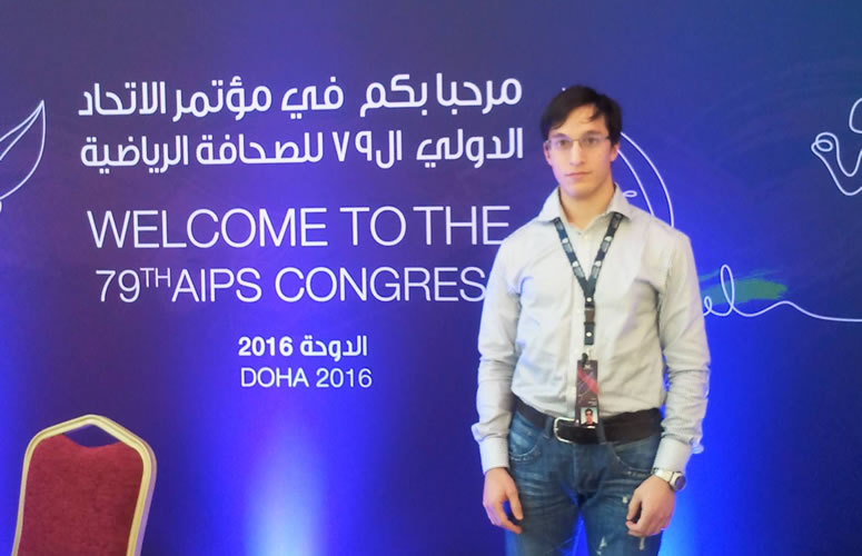 79° Congresso AIPS